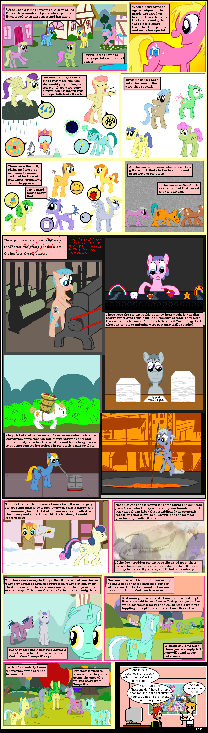 Ponycomic, Part Two